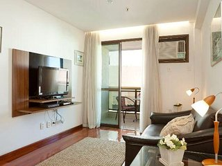 Flat Ipanema Ville all Service - 5 minutes to Ipanema Beach