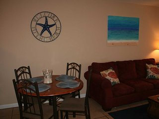 Living/Dining rooms in Sunrise Village 107