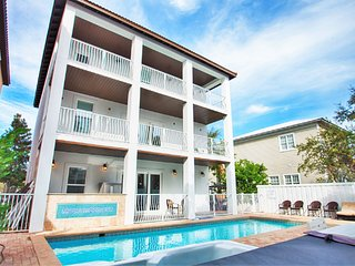 Calypso:Private Pool/Hot Tub, Game/Media Room, Near Private Beach Access!