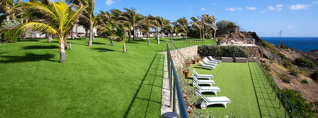 Villa Good News  - Ocean Front # Located in  Beautiful Petit Cul de Sac with Pri