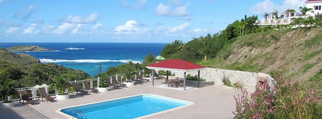 Villa Panorama 4 Bedroom (Situated On Toiny Hillside. It Is A Spacious Villa