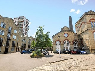 Elegant 3 bedroom apartment within 1902 Pumping Station