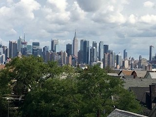 LUXURY PENTHOUSE - 10 MINUTES to TIMES SQUARE 3BR, Weehawken