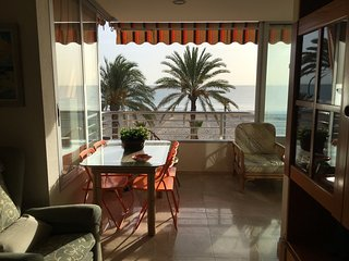 Apartamento frente al mar en Playa San Juan, Alicante