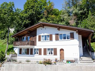 A dream in the Swiss Alps! 3 bedroom, 2 bathroom.