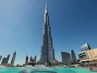 Luxury Dubai Burj Khalifa Apartment