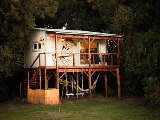 El Nido Treehouse - The Nest Treehouse, Colonia del Sacramento