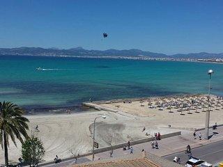 apartamento con vistas al mar, El Arenal