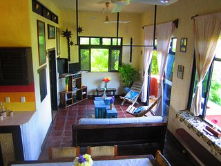 Beautiful Beach house Villa Flores, Puerto Escondido
