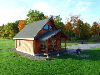 Honeoye Deluxe Cabin by Seneca Lake at Cobtree, Geneva