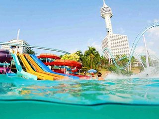 2bed apartment Pattaya best location beach/market