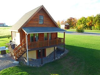 Otisco Deluxe Cabin by Seneca Lake at Cobtree, Geneva