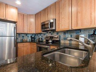 Ski Run Condominiums 404 - Completely remodeled, walk to slopes, ski area views!, Keystone