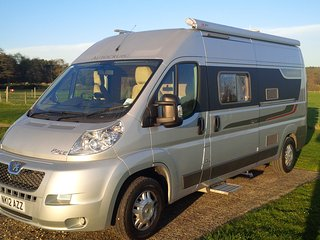 Berkshire Campervan Hire, Thatcham