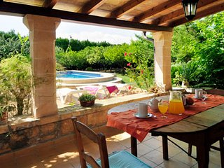 Santuiri - Fantastic 1bedroom villa, ideal for couples.