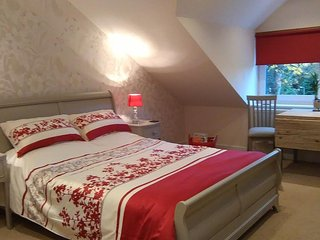 Spacious Family Room in Luxury 4* B&B in Oswestry