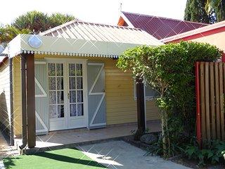 le bungalow 'Chez Madame Mézino' au Tampon