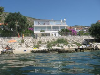 Villa with the best location by Adriatic sea!