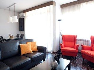 Espacioso Apartamento en Les Corts, Barcelona