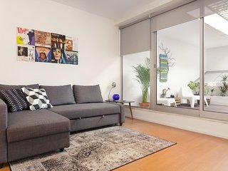 Fabrica de Historias 1 - Apartamento com Terraco