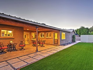 Prime 4BR Scottsdale House w/Bocce Ball Court