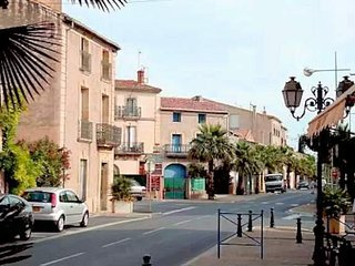 Lovely holiday rental in France near Pezenas and coast from €400pw