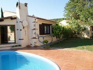 Villa França con piscina privada & 3 dormitorios!, L'Estartit