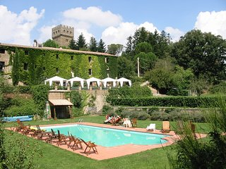 Holiday in Tuscany - Riding, biking, relax, Grotte di Castro