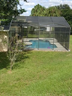 Private POOL... NO rear neighbors!!