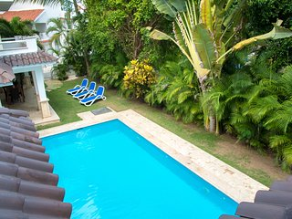 VILLAS GEMELAS,PRIVATE POOL!RESIDENTIAL LOS CORALES,ONLY $790 MARCH 14th to19th!