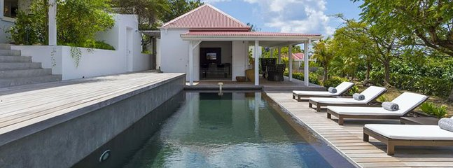 Villa Angelina 4 Bedroom SPECIAL OFFER, Gustavia