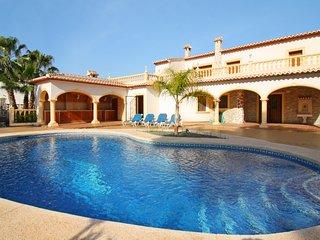 Villa Bahia de Moraira - Costa Calpe