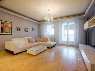 Large cozy and quiet apartment, Belgrade