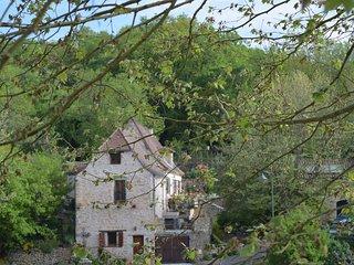 Gîte proche de Saint Cirq Lapopie et Rocamadour