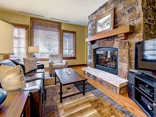 Luxury, Ski-in/out Beaver Creek Landing Condo with Pool, Hot Tubs, Fire Pit