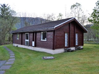 Log Cabin ,Luxury, Pucks Glen, Loch Eck, Rashfield, Dunoon, Scotland