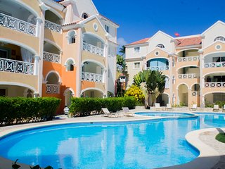 Apartment El Dorado with pool and close to the beach, Amali Real Estate, Bavaro