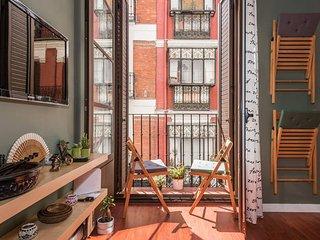 Encantador apartamento en Malasana