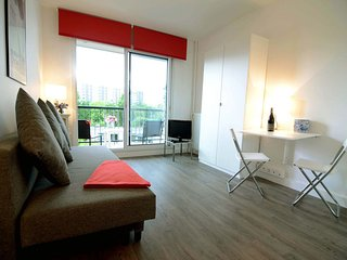 Port Royal-Cochin apartment in 13ème - Paris' Chinatown with WiFi, balkon