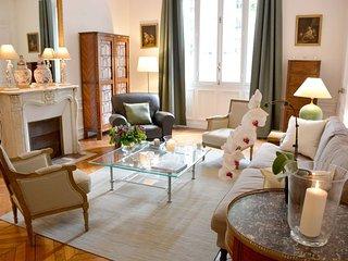 Spacious Trocadero-Kléber apartment in 16ème - Bois de Boulogne - Trocadero with