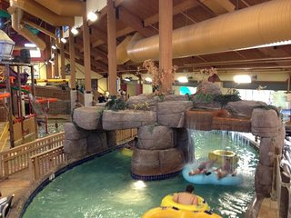 Wyndham Glacier Canyon Four Free Water Park Passes included!! 1 Bedroom, Wisconsin Dells