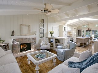 Beautiful home in Montecito with outdoor space - Rosemary Cottage