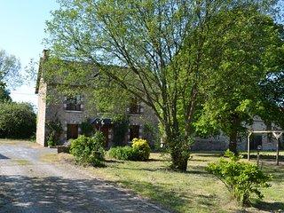 Gite La Cochardiere proximite Mont Saint Michel