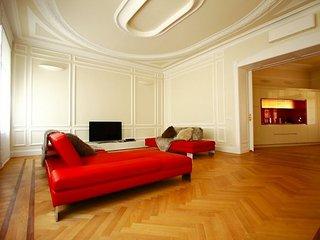 Raday Eclectic Suite apartment in IX Ferencváros …