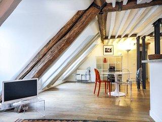 Fashion Montorgueil apartment in 02eme - La Bours…