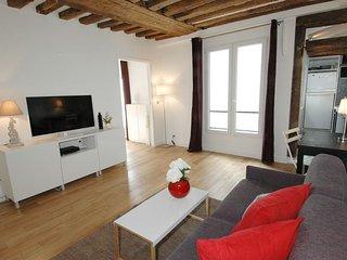 Picasso Marais apartment in 03ème - Temple - Le M…