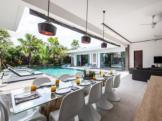 Luxury Unique Private Villa Seminyak with 4BR Private Pool