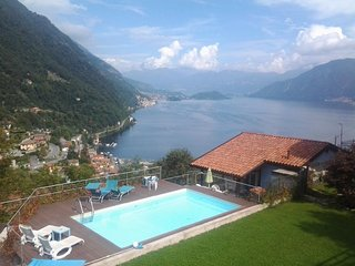 Villa Azuleja, amazing view on the lake and private pool