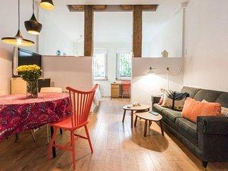 Encanto de Malasaña apartment in Malasaña {#has_l…, Madrid