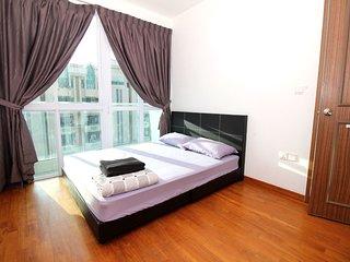 E)Comfy 4 bedroom near city, Singapur